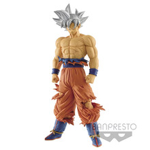 Tronzo 28 cm Original Banpresto Dragon Ball Goku Super Grandista ROS GROS Ultra Instinto PVC Action Figure Modelo Brinquedos DBZ presentes(China)