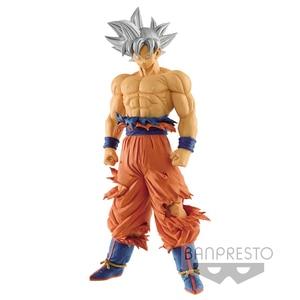 Image 1 - Tronzo 28cm oryginalny Banpresto Dragon Ball Super Grandista ROS GROS Goku Ultra instynkt PVC model postaci zabawki DBZ prezenty