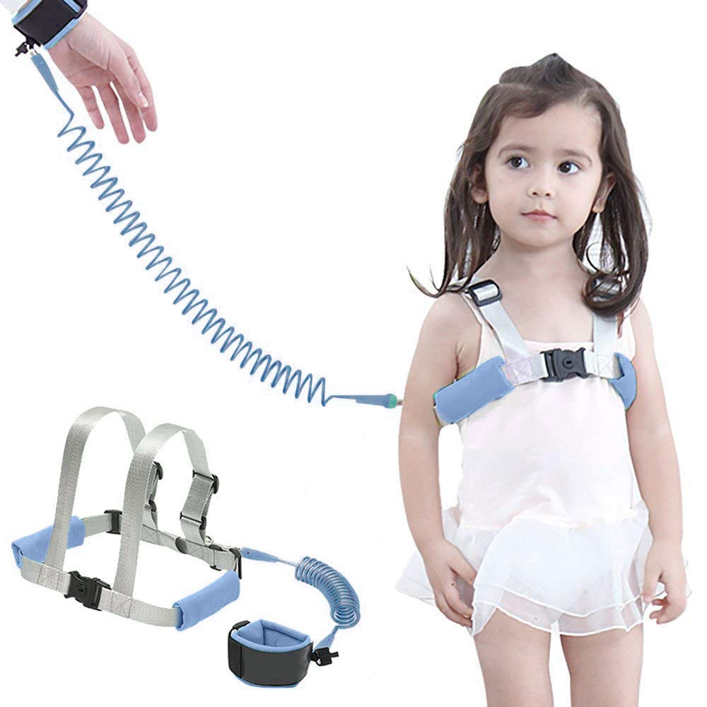 Kids Anti-lost Walking Learning Strap Toddler Harness Backpack Baby Learning Walking Assistant Belt Wrist Band for ChildrenKids Anti-lost Walking Learning Strap Toddler Harness Backpack Baby Learning Walking Assistant Belt Wrist Band for Children