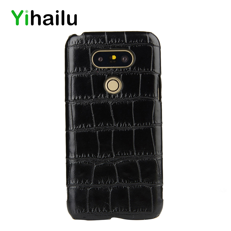 Luxury Mens Business Phone Case For LG K10 K7 PU Leather+Hard PC 3D Pattern Cases For LG G5 G4 K8 K5 X Screen X CAM Back Cover