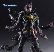 Batman figura de acción Playarts Kai Gogues galería Joker de PVC juguete modelo de película de Anime juegos Kai Hombre Murciélago de Bruce Wayne figura PA08