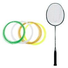 Bg65 95 linha de cordas badminton badminton formação raquete corda badminton linha