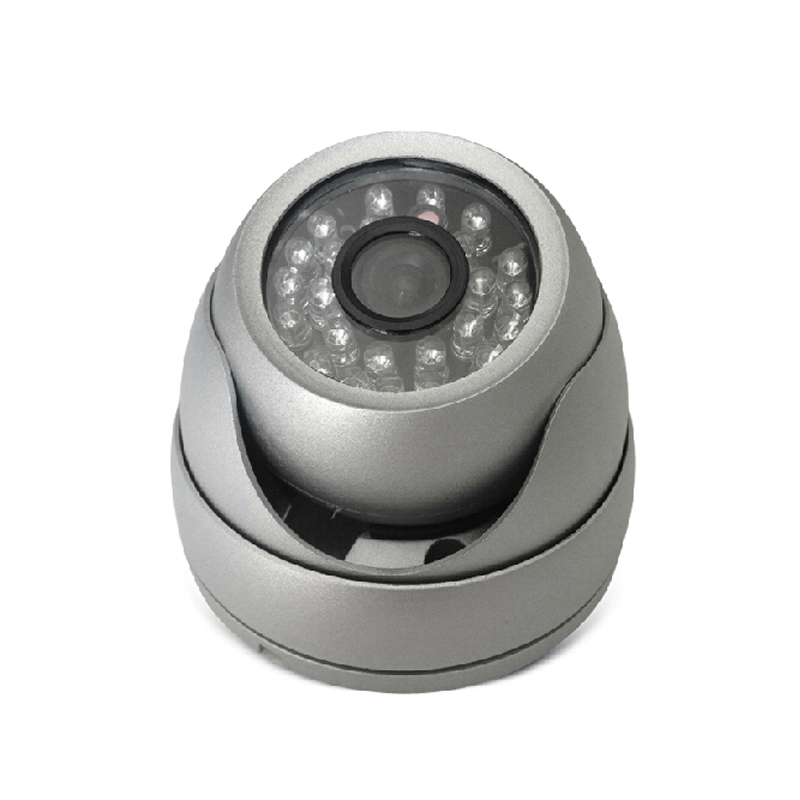 Metal indoor infrared IP network camera on the hemisphere Onivf H.265 1080P 2.0MP night vision security monitoring CCTV network video cameras night vision infrared indoor hd hemisphere manufacturer wholesale digital safety products