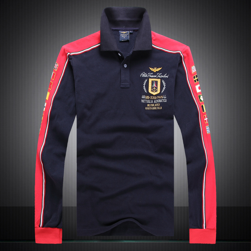 Aliexpress.com : Buy 7 Models aeronautica militare camisa ...