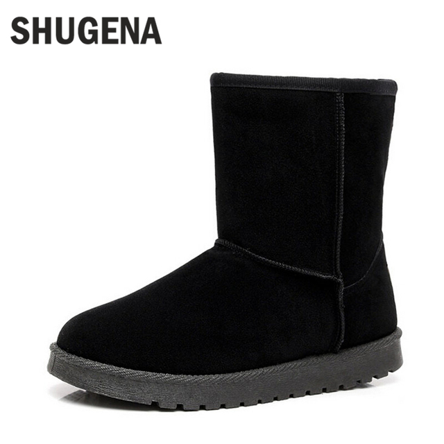 Aliexpress.com : Buy Hot Sale Women Fashion Boots Botas Mujer Fur ...
