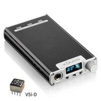 XDuoo XD 05 32bit/384 кГц DSD256 OLED DSD, ЦАП + операционного усилителя V5i D Портативный аудио усилитель для наушников