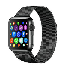 Sale ! 2017 new bluetooth smart watch IWO 2nd Upgraded smartwatch for apple iphone samsung moto xiaomi Huawei andriod phone