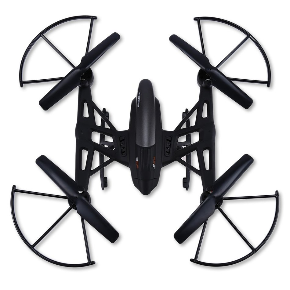 JXD 509W WIFI FPV / APP Control 720P Camera 2.4G 4 Channel 6 Axis Gyro Quadcopter One Key Automatic Return Christmas Gift mjx x601h wifi fpv 720p cam air pressure altitude hold 2 4ghz app control 4 channel 6 axis gyro hexacopter 3d rollover
