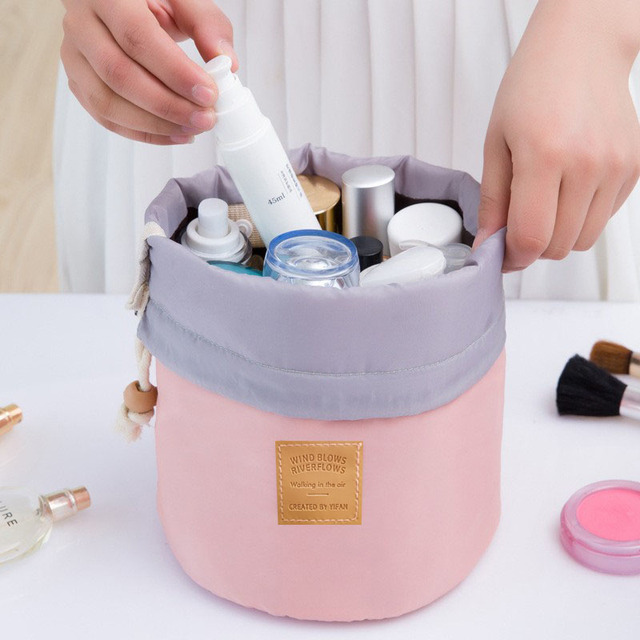 High-Quality Waterproof Travel Makeup Bag