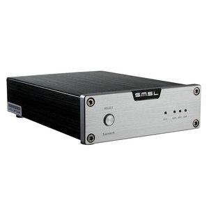 Image 2 - جهاز فك الترميز الصوتي التناظري SMSL السنسكريتي 6th إصدار الذكرى السنوية DAC 32bit/192kHz مع مدخل محوري بصري USB باللون الأسود والفضي
