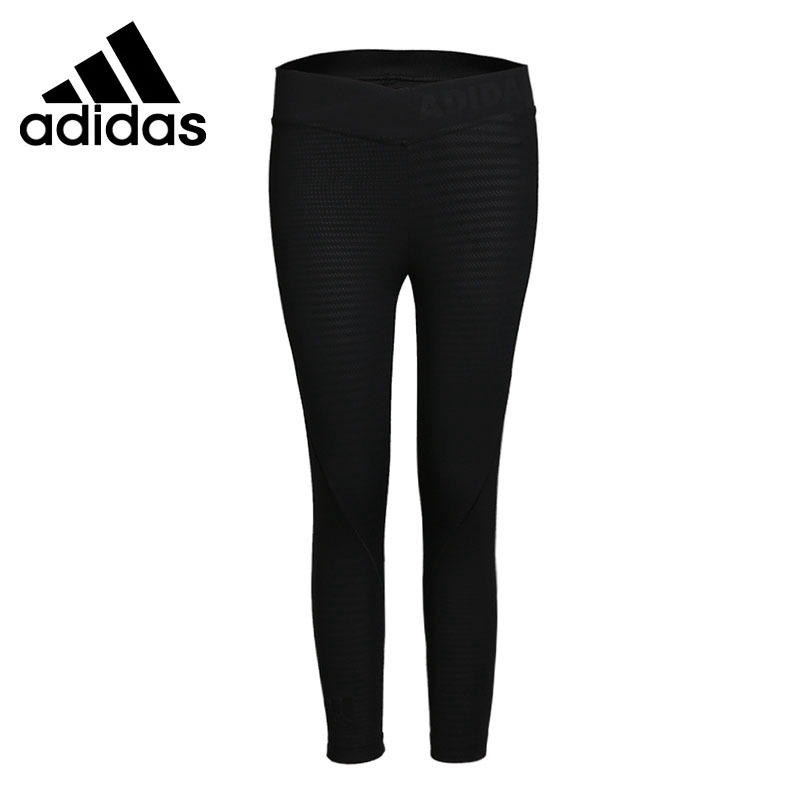 Sportbekleidung Laufstrumpfhosen Original Neue Ankunft Adidas Fragen Tec Tig 3/4 Frauen Shorts Sportswear