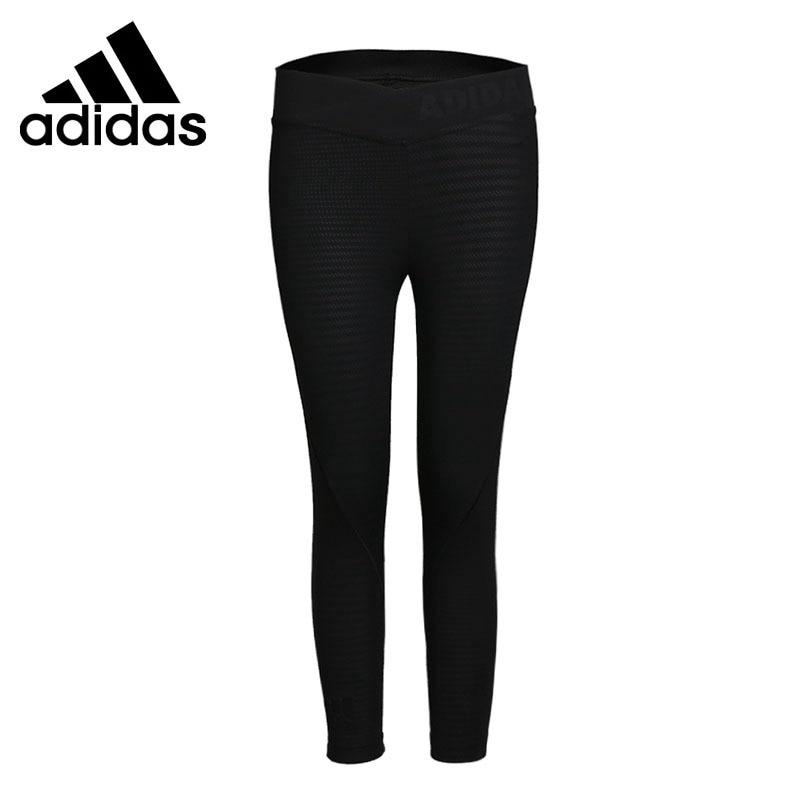 Strumpfhosen Original Neue Ankunft Adidas Fragen Tec Tig 3/4 Frauen Shorts Sportswear
