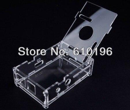 Акрил прозрачный чехол Обложка Box Корпус Комплект для Raspberry Pi ...