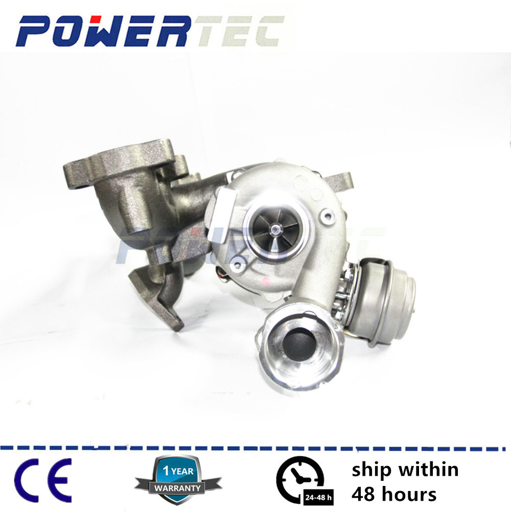 GT1749VB Turbocharger For Audi A3 1.9 TDI ARL 110 KW / 150 HP 721021 Full Turbo Charger 038253016G 038253016GX Turbine 721021-5