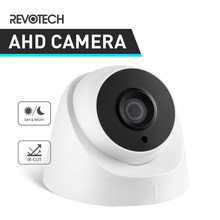 AHD CCTV FHD 720P / 1080P Indoor Camera 3 Array LED 1.0MP / 2.0MP Night Vision Dome Camera Security Cam with IR-Cut