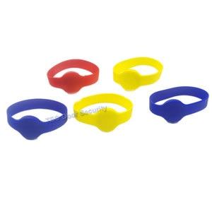 Image 5 - Polsband 125 Khz EM4100 Id Siliconen Proximity Smart Armband Ronde Hoofd Size 70 Mm Horloge Kaart Contactloze Rugged Silicon