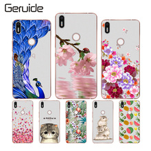 For BQ Aquaris X5 Plus 5.0 Case Cover, Protective Soft TPU Silicone Back Cover Phone