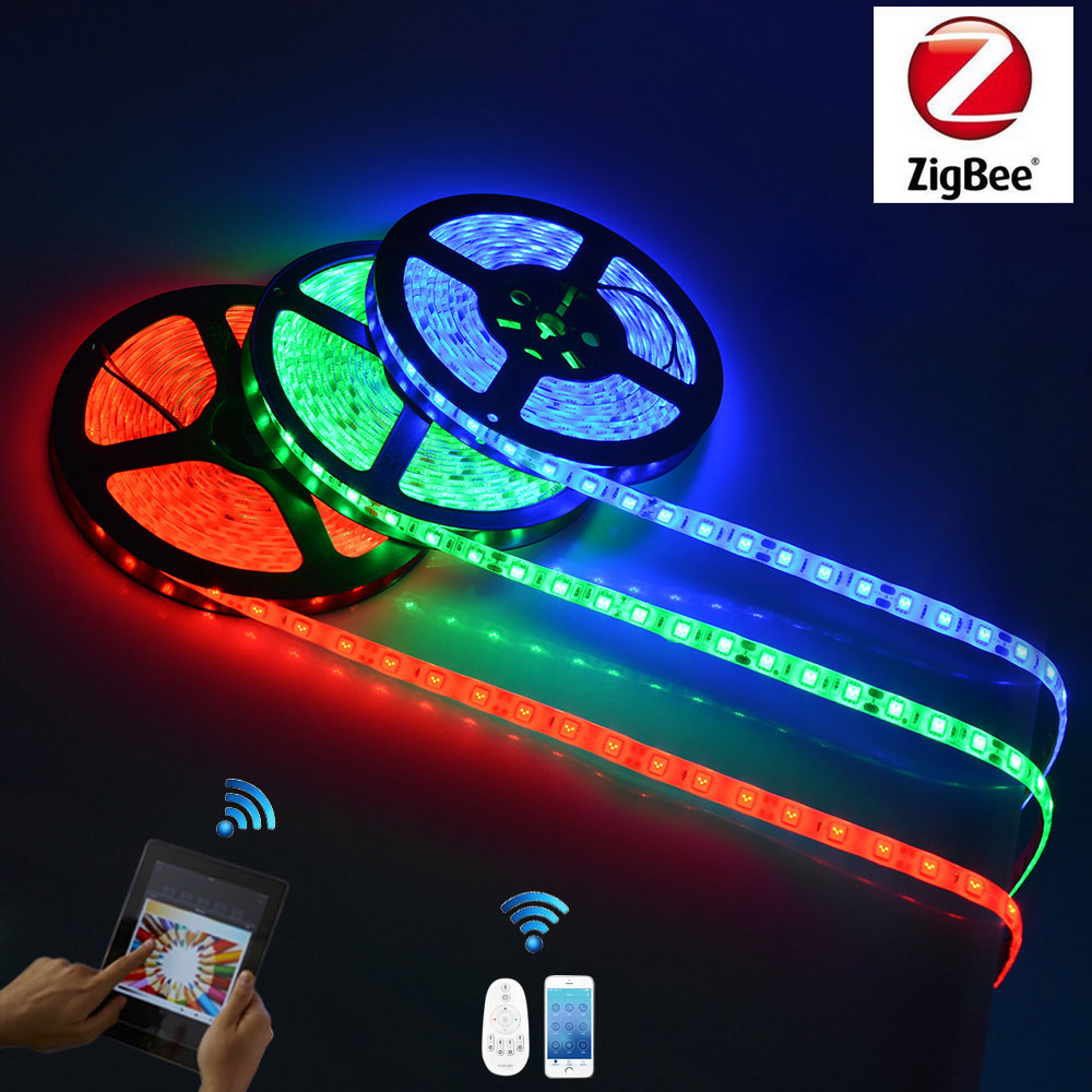 Zigbee Led Smart Strip Lights App Control Remote Control
