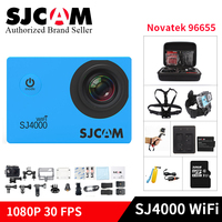 Original SJCAM SJ4000 Wifi Action Camera 1080P HD 2 0 LCD Diving 30M Waterproof Yi Mini