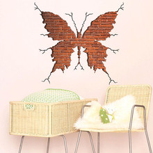 3D cartoon wall stickers mural decal quotes art home decor stencils for walls baby kids room door sticker fashional cedor home
