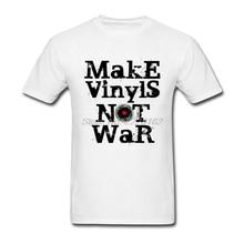 """""""Make Vinyls Not War"""" men's t-shirt"""
