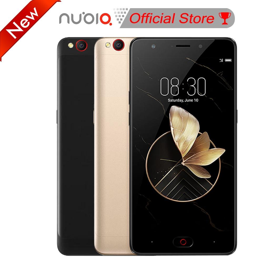 Global Version Nubia M2 Play Smartphone Qualcomm MSM8940 Processor 3GB RAM 32GB ROM 5.5 inch 4G LTE 13MP Camera Daul SIM