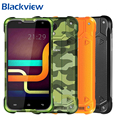 Original blackview bv5000 impermeable smartphone 5000 mah gran capacidad android 5.1 mtk6735 quad core 2 gb 16 gb 4g lte teléfono