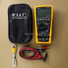 Высокое качество бесплатная доставка VC99 + 6999 авто диапазон мультиметр Amp С Tcompared FLUKE