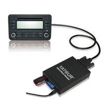 Auto AUX USB SD 3,5mm Schnittstelle Audio Media Box Adapter für Toyota Camry RAV4 LEXUS SCION 2003-2013 kleinen Stecker