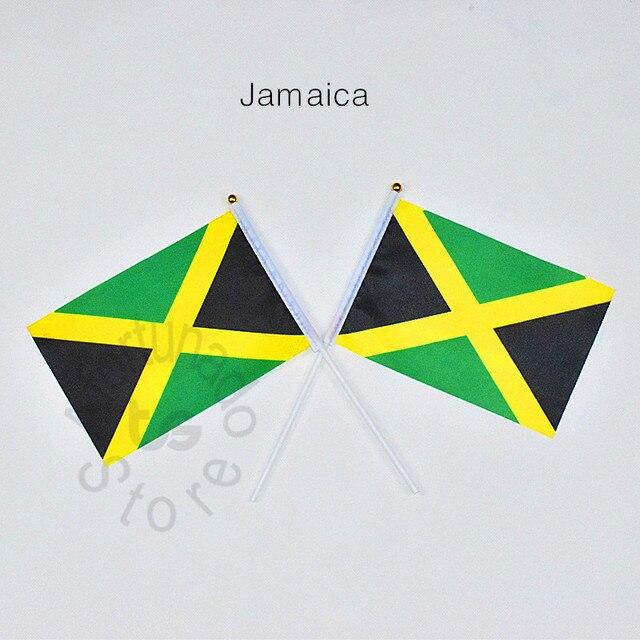bendera jamaika