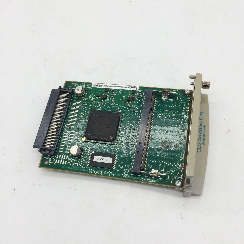 CH336-67001 CH336-60001 CH336 POUR HP Designjet 510 GL/2 GL2 Carte Carte Du Formateur