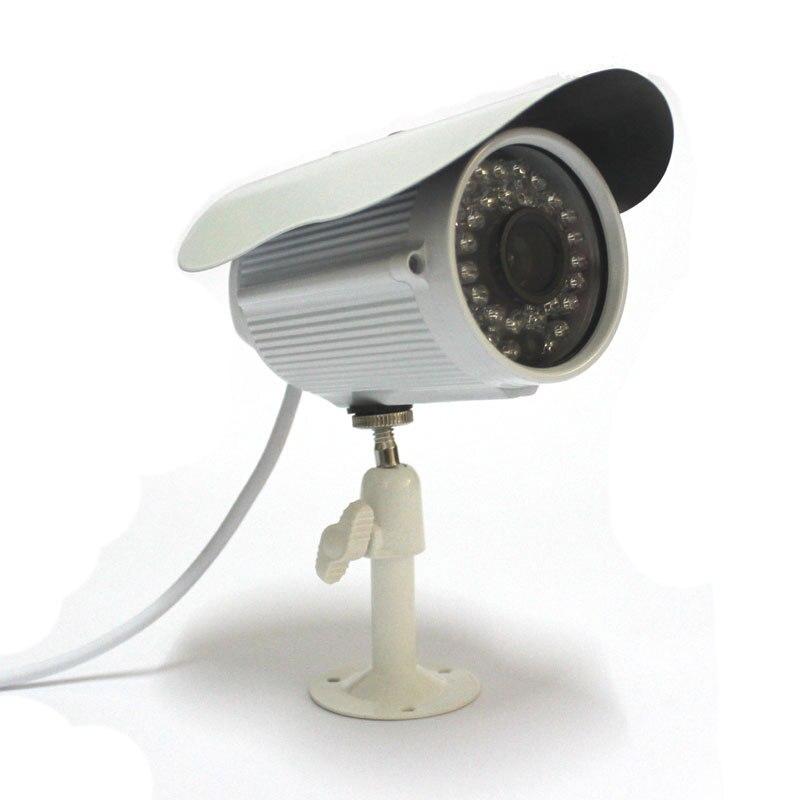 цена на HD 1.0 Megapixel CCTV IP network Security camera 720p Outdoor 36IR Leds Night vision weatherproof