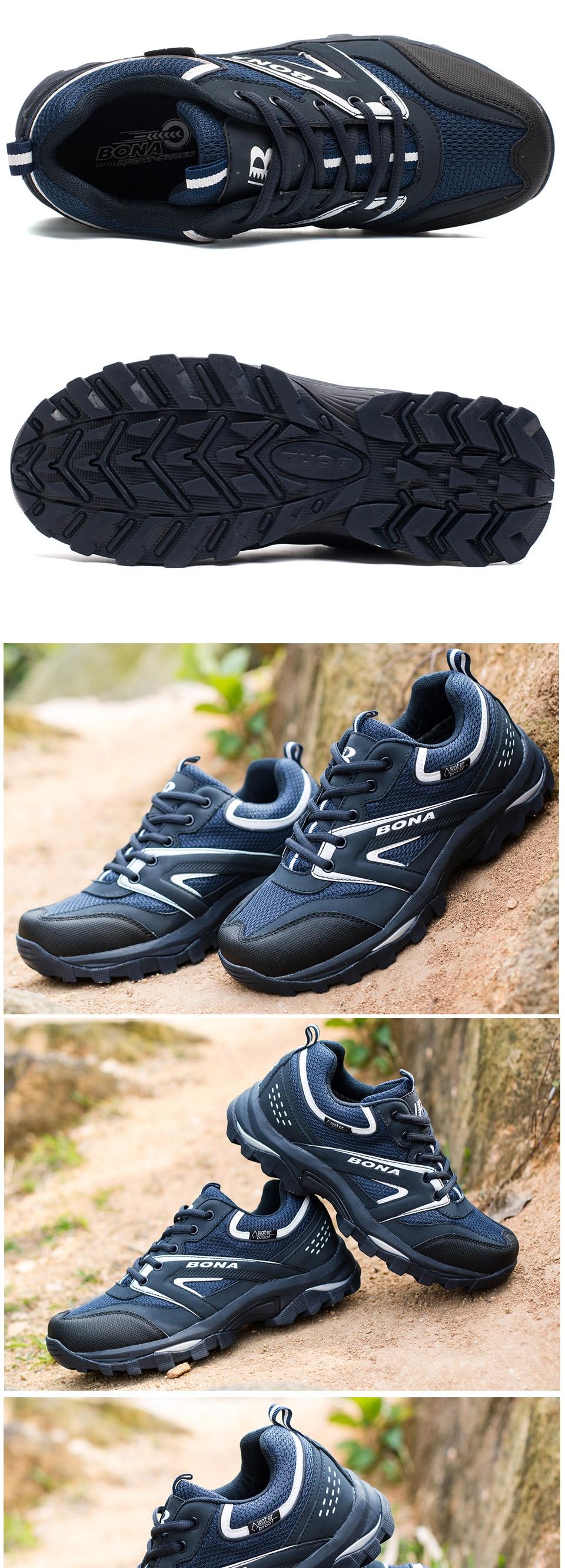 sapatos ao ar livre caminhada tênis de