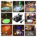 Logo Projektor 30 watt 50 watt mini Licht Nach Maß Logo Objektiv Einzelhandel Shop Zeigen Zeichen Unterweisen Hinweis Gobo Objektiv party disco ktv stag