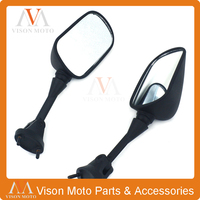 Motorcycle Side Mirror Rearview Rear View For KAWASAKI NINJA ZX6R ZX6RR ZX636 2005 2006 2007 2008 ZX10R 04 05 06 07 08 2009 2010