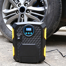 цена на 100 PSI Digital Tire Inflator DC 12 Volt 100 PSI Digital Tire Inflator Car Portable Air Compressor Pump Car Air Compressor for C