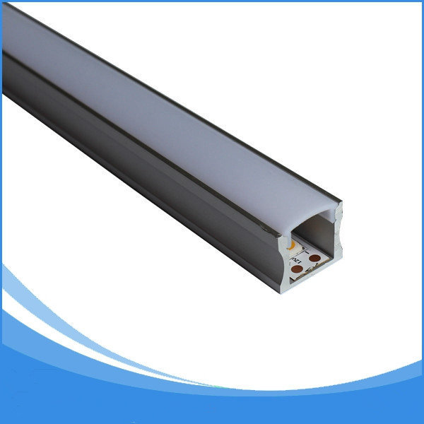 20PCS 1m Länge LED Aluminium Profil freies DHL-Verschiffen führte - LED Beleuchtung