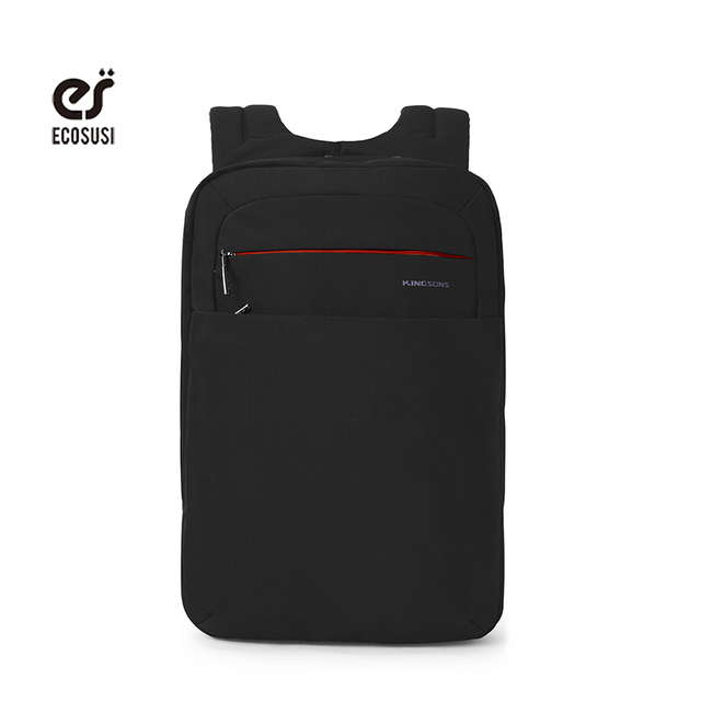 """ecosusi Brand Backpack Cool Urban Men's Backpack Light Minimalist Fashion Women's Backpack Fit 15.6"""" Laptop Computer Backpack"""