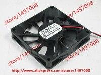 NMB MAT 3106KL 04W B50 C04 DC 12V 0.30A 80X80X15mm Server Cooler Fan