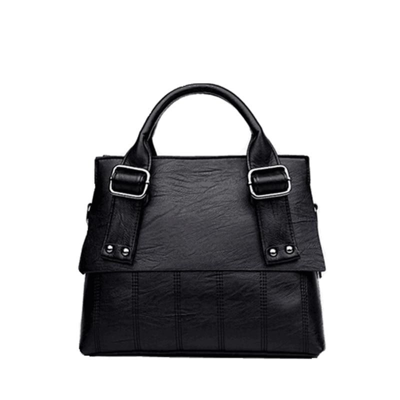 XLY&R Women new Handbag High Quality PU Leather Shoulder Bag Fashion Large tote Bag Ladies Messenger handbag Bags