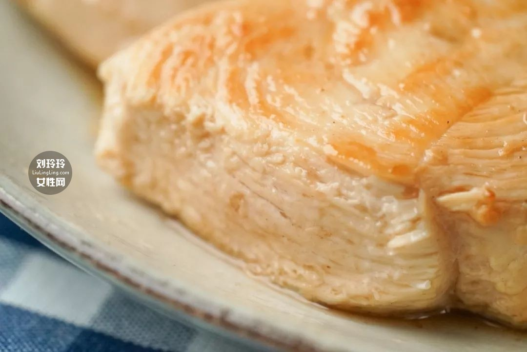 鸡胸肉的家常做法大全 好吃又不发胖5
