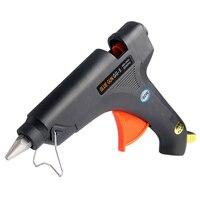 60W 100V 240V Blue Mini Electric Heating Hot Melt Glue Gun Crafts Repair Tool Professional Pistola