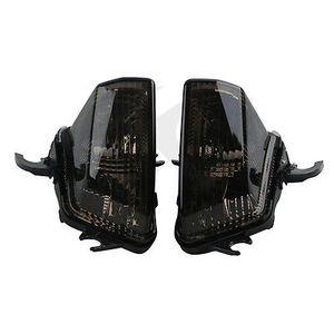 Motorcycle Turn Indicator Signal Lens Winker For KAWASAKI Z1000SX Z1000 SX Z1000SX ABS 2011 -2016