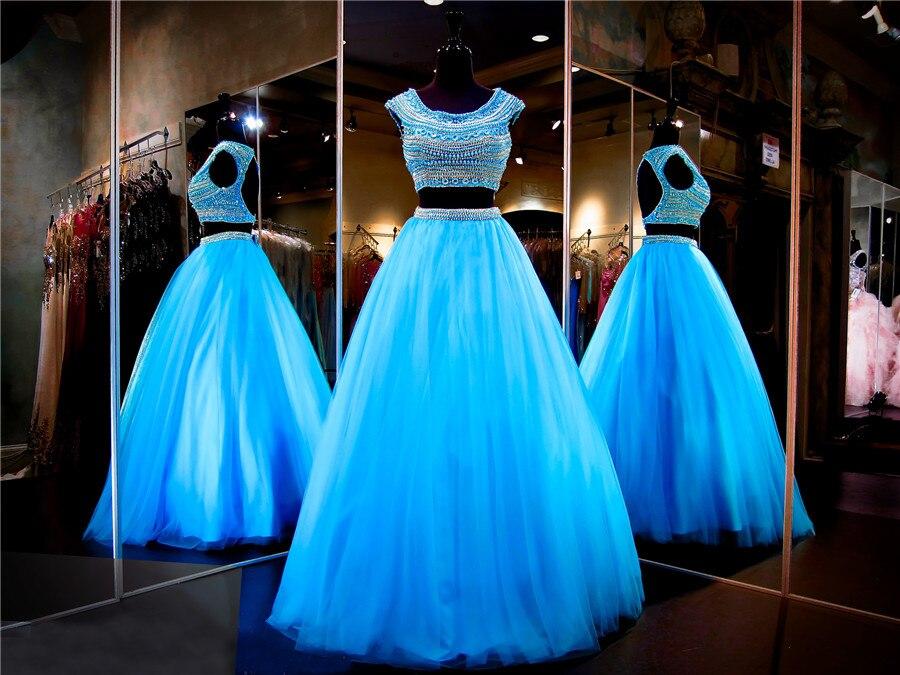 Online Kaufen Großhandel türkis tulle kleid aus China ...