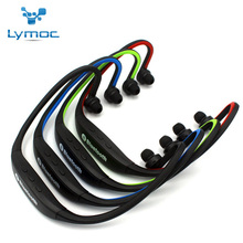 LYMOC S9 Original Sport Wireless Bluetooth Headset Handsfree Earphones Running Stereo Headphones For iPhone XiaoMi Huawei