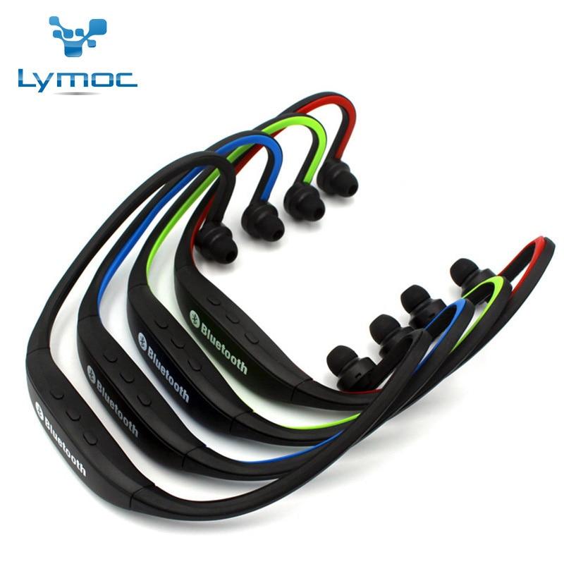 Lymoc S9 Оригинальные спортивные Беспроводной bluetooth гарнитуры Наушники Бег стерео наушники для iPhone Xiaomi Huawei
