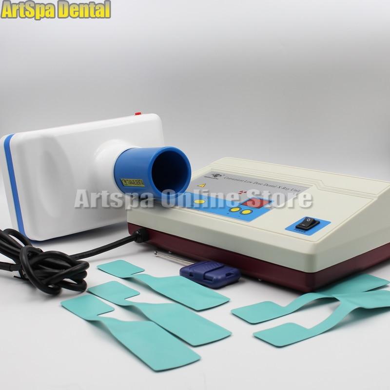 60W Digital Dental Portable Mobile X Ray Image Unit Machine System Equipment
