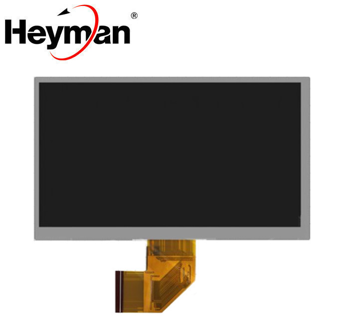 Heyman 7''size LCD Display Screen K070-B1T50F-FPC-E/YQL-70D201H-V0-P/SL007DC139FPC-V1 For China-Tablet PC Replacement Parts