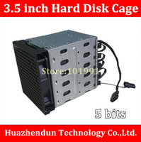 High Quality DEBROGLIE Hard Disk Cage 3 5 Hard Disk Drive Mounting Bracket Kit Save Space