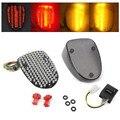 E-Mark Интегрированный задний фонарь поворотные сигналы лампа для YAMAHA Royal Star XVZ1300/V-Star 650 1100/Road Star XV1600